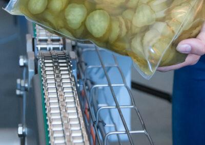Uitermate geschikt voor de voedingsmiddelenindustrie